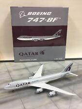 Phoenix 1:400 Qatar Airways Cargo Boeing 747-8F A7-BGB