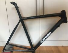 Scott Addict R4 2008 carbon frame (resprayed as a Cinelli), size Large/56cm