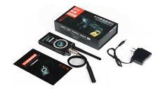 Bug Detector Anti spy Rf Signal Detector Finder Rf Scanner locator for Wireless