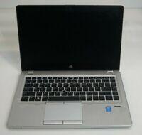 "HP EliteBook Folio 9480m 14"" Intel i7-4600U 8GB 256GB SSD WIN10COA No OS BATT"