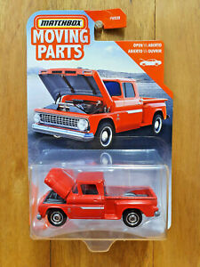 MATCHBOX ~ MOVING PARTS 2020 ~ 1963 CHEVY C10 PICKUP
