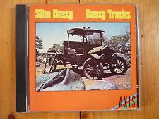 Slim Dusty - Dusty tracks / EMI AUSTRALIA CD (CDAX 701067) RAR!