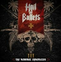 HAIL OF BULLETS - III THE ROMMEL CHRONICLES;CD 10 TRACKS HARD & HEAVY/METAL NEU
