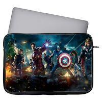 Marvel New Character Laptop Case Sleeve Tablet Bag Ultrabook Chromebook Gift