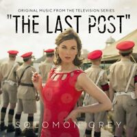 SOLOMON GREY The Last Post Original Music From (2017) vinyl LP album NEW/SEALED