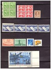 USA, MNH, GROUP OF STAMPS, FACE VALUE - $2.89US.