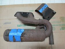 Vintage Arctic Cat 440 Snowmobile Complete Exhaust 72 73 74 Cheetah Panther Puma