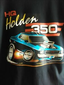 HOLDEN HQ 350 GTS CAR T-SHIRT KIDS AND ADULT SIZES  SHORT SLEEVE COTTON