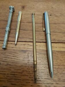 JOB LOT OF VINTAGE PROPELLING PENCILS.