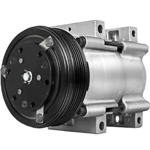 AC A/C Compressor for Ford Explorer 97-03 & Ranger Mazda 91-06 3.0L 4.0L