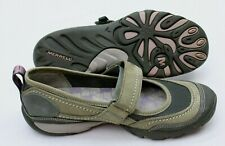 Merrell Womens Walking Hiking Outdoor Sandals Shoes Size 5.5 Green