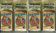 (4) 2019 Topps GYPSY QUEEN Baseball MLB Cards 3pk +3 Green PC Ret VALUE PACK LOT