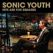"""SONIC YOUTH """"HITS ARE FOR SQUARES"""" CD NEW+"""