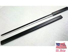 """US STOCK 39"""" Anime Naruto Sasuke Shirasaya Katana Samurai Sword Weapon Black"""