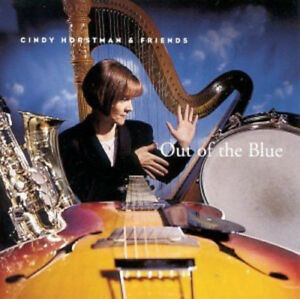 """Cindy Horstman & Friends – """"Out of the Blue""""   CD   1997   Mint"""