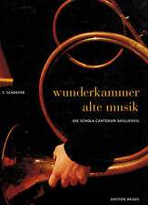 Schaefer, Wunderkammer Alte Musik, Schola Cantorum Basiliensis, Hochschule Basel