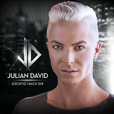 JULIAN DAVID - SÜCHTIG NACH DIR  CD NEU