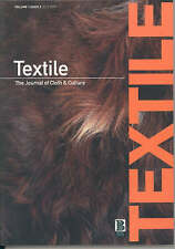 Textile, Volume 1, Issue 2: The Journal of Cloth and Culture by Pennina Barnett
