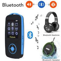 "Original RUIZU X06 MP3 Player Bluetooth 8GB TFT 1.8"" LCD Screen Lossless FL"