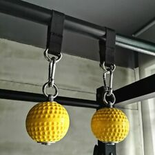 Pull Up Balls Gym Equipment Training Exercise Fitness Crossfit Conditioning Fit