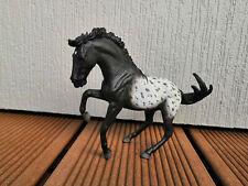 Collecta Pferd Repaint Repainted Unikat OOAK Appaloosa Rappe wie Schleich TOP