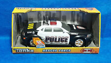 Tonka Rescue Force Lights and Sounds Police Patrol Car - NEW