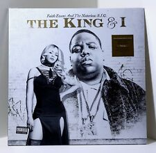 FAITH EVANS & THE NOTORIOUS BIG The King & I VINYL 2xLP Sealed