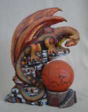 Ceramic Bisque Lookout Dragon U-Paint Ready to Paint Fantasy