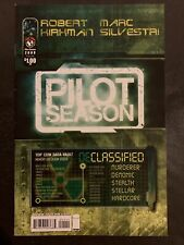Pilot Season Declassified #1 Top Cow 2009 VG/FN 1st Hardcore & Stealth Optioned