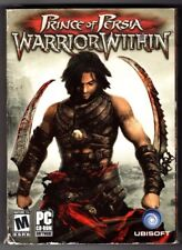 Prince of Persia: Warrior Within (PC, 2004) Brand New Factory Sealed