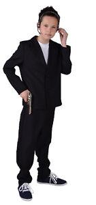 Anzug Kostüm Bodyguard Gangster Polizei Miami Vice FBI SWAT Security Spion Agent