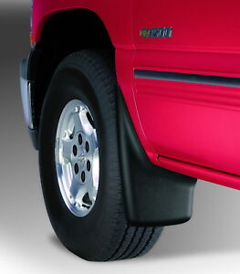 HIGHLAND Contura Stylish Custom Mud Flaps (Pair) - 11050
