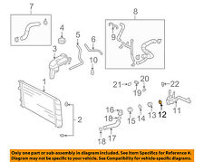 GM OEM Radiator-Thermostat Housing Seal 24422922