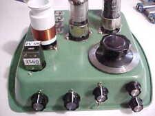 80/40 METER CW QRP BATTERY POWERED HAM RADIO RECEIVER/ TRANSMITTER