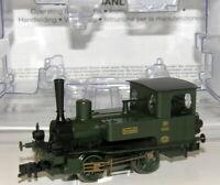 """Fleischmann H0 631302-1 Dampflok DVI der K.Bay.Sts.B. """"DCC Digital + Sound"""" NEU"""