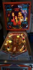 Charlie's Angels 1978 pinball machine RARE Charlies all original NICE