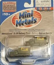 Mini Metals 1:160 International R-190 Delivery Truck Railway Express Agency