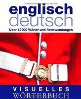 Visuelles Wörterbuch Englisch-Deutsch von Über 12.000 Wö... | Buch | Zustand gut