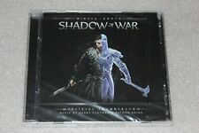 Middle Earth Shadow of War Soundtrack CD OST NO GAME  New Official