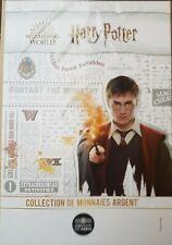 Album collector Rangement pour pièces 10€ Harry Potter Monnaie de Paris NEUF