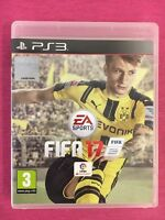 JUEGO FISICO  FIFA 17 EA SPORTS OFFICIAL LICENSED  PAL PLAYSTATION 3 PS3