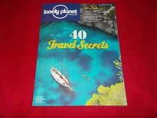 LONELY PLANET MAGAZINE SUBSCRIBERS EDITION AUGUST 2014 FT LAOS, SWEDISH COAST,
