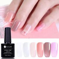7.5ml Nail Art Poly Builder UV Gel Polish Quick Extension Tips Clear UR SUGAR