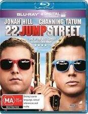 22 Jump Street (Blu-ray, 2014)