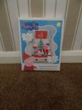 Peppa Pig Toddler Xmas Noel Duvet Set - Fits Toddler, Junior & Cot Bed - NEW