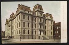 Girls' High School Philadelphia Pa Douglass Post Card Co