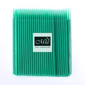 Disposable Micro Brush Applicator Eyelash Extension Medical Grade 1.0/1.5/2.0