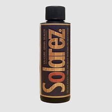Solarez Uv Cure Grain Filler & Sealer (4oz) Cures 3-5 Minutes!