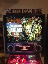 """Stern Pinball Walking Dead Pro / LE Topper """"Infected"""""""