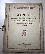 Pres. Collegio S.Carlo Modena#AENEIS-PITTURE NICCOLÒ DELL'ABATE#Orlandini 1930
